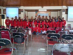 Praktik PKMD Mahasiswa Progdi Teknologi Laboratorium Medis Polsapa